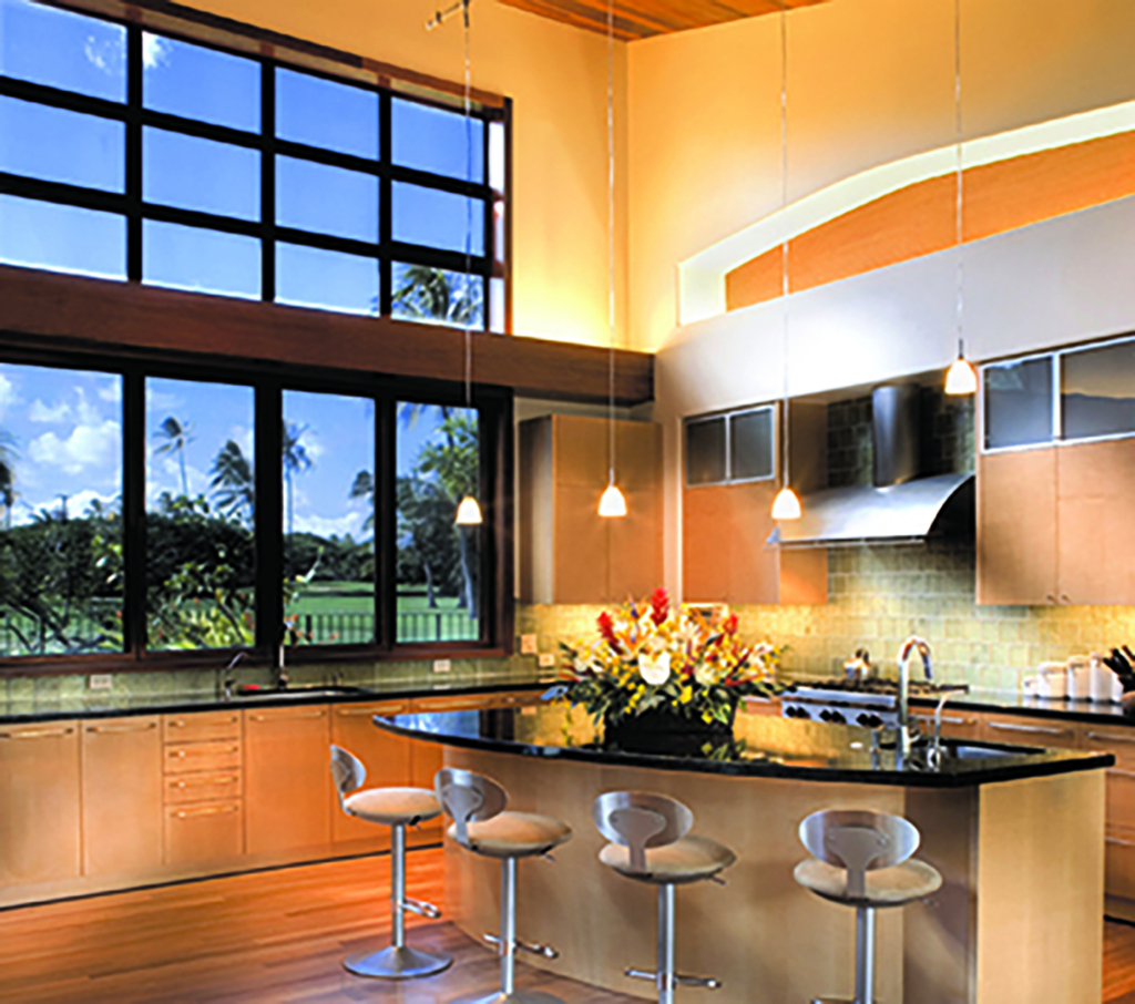 residential window film kitchen